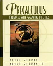 Cover of: Precalculus | Michael Joseph Sullivan Jr.