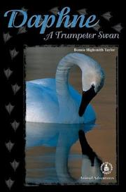 Cover of: Daphne: A Trumpeter Swan (Cover-to-Cover Chapter Books: Animal Adv.-Air)