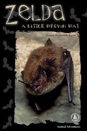 Cover of: Zelda: A Little Brown Bat