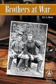 Cover of: Brothers at war | L. L. Owens