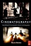 Cover of: Cinematography