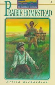 Cover of: Prairie homestead