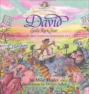 Cover of: David: God's Rock Star and Other Bible Stories to Tickle Your Soul (Thaler, Mike, Heaven and Mirth.)