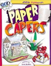 Cover of: Paper Capers