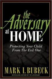 Cover of: The Adversary at Home
