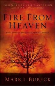Cover of: Fire from Heaven