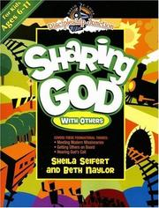 Cover of: Sharing God With Others (Discipleship Junction) | Sheila Seifert