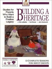 Cover of: Family Growth-Building a Heritage |