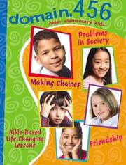 Cover of: Problems in Society/Making Choices/Friendship (Domain.456) | Linda Kondracki