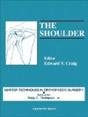 Cover of: The shoulder |