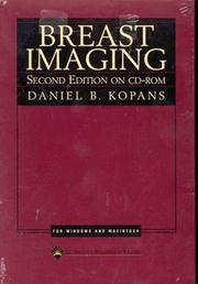 Cover of: Breast Imaging, Second Edition on CD-ROM