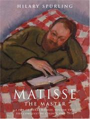 Cover of: Matisse the master