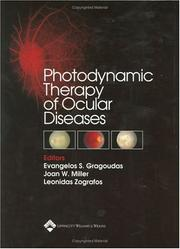 Cover of: Photodynamic Therapy of Ocular Diseases | Evangelos S Gragoudas