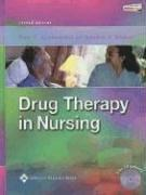 Cover of: Drug Therapy in Nursing | Diane S Aschenbrenner