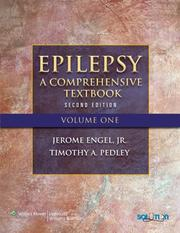 Cover of: Epilepsy | Jerome Engel