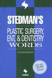 Cover of: Stedman