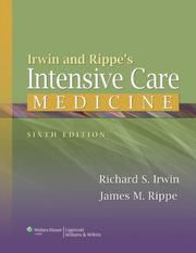 Cover of: Irwin and Rippe