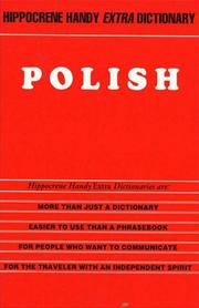Cover of: Polish