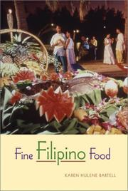 Cover of: Fine Filipino Food | Karen Hulene Bartell