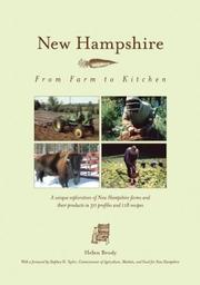 Cover of: New Hampshire | Helen Brody