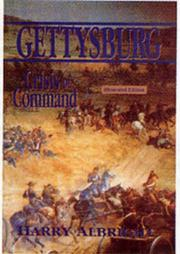 Cover of: Gettysburg | Harry Albright