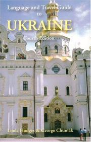 Cover of: Language and Travel Guide to Ukraine | Linda Hodges