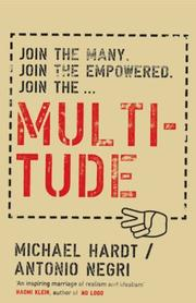 Cover of: Multitude: War and Democracy in the Age of Empire