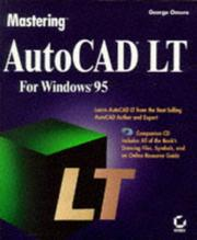 Cover of: Mastering AutoCAD LT