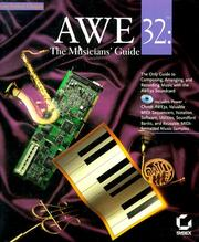 Cover of: Awe 32
