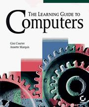 Cover of: The learning guide to computers