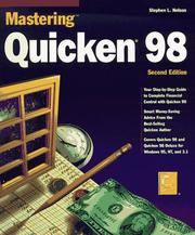Cover of: Mastering Quicken 98