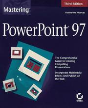 Cover of: Mastering PowerPoint 97