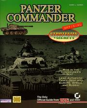 Cover of: Panzer commander