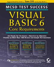 Cover of: MCSD Test Success