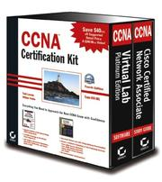Cover of: CCNA Certification Kit, 4th Edition (640-801) | Todd Lammle