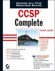 Cover of: CCSP | Todd Lammle