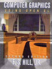 Computer Graphics Using Open GL (2nd Edition)