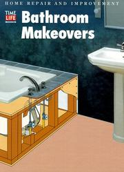 Cover of: Bathroom Makeovers (Home Repair and Improvement (Updated Series))