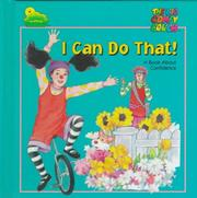 Cover of: I can do that!