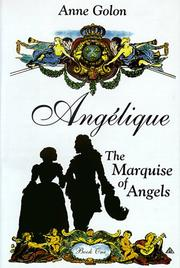 Cover of: Angélique: the marquise of angels
