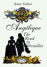 Cover of: Angélique, the road to Versailles