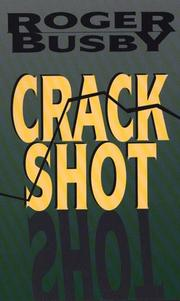Cover of: Crackshot