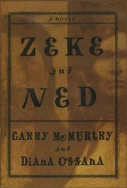 Cover of: Zeke and Ned: a novel