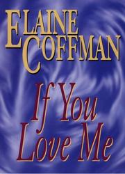 Cover of: If you love me