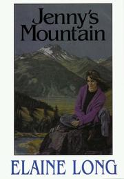 Cover of: Jenny's mountain