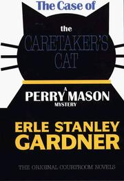 Cover of: The case of the caretaker's cat