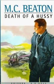 Cover of: Death of a hussy