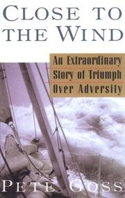 Cover of: Close to the wind