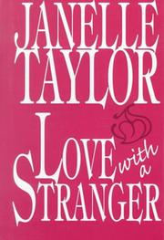 Cover of: Love with a stranger