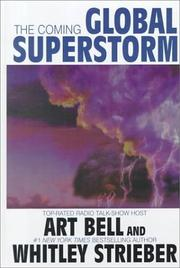 Cover of: The coming global superstorm